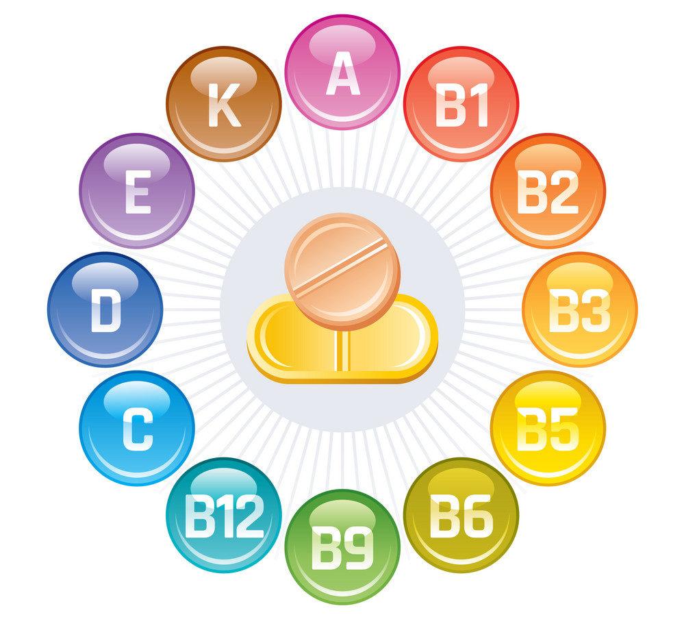 Вітаміни для повноцінного розвитку дитини