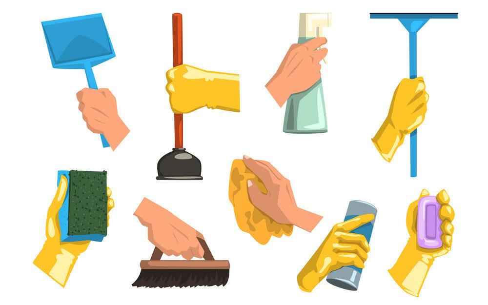 Перелік миючих засобів, дозволених МОЗ України
