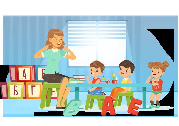 Завдання учителя-логопеда в закладі дошкільної освіти