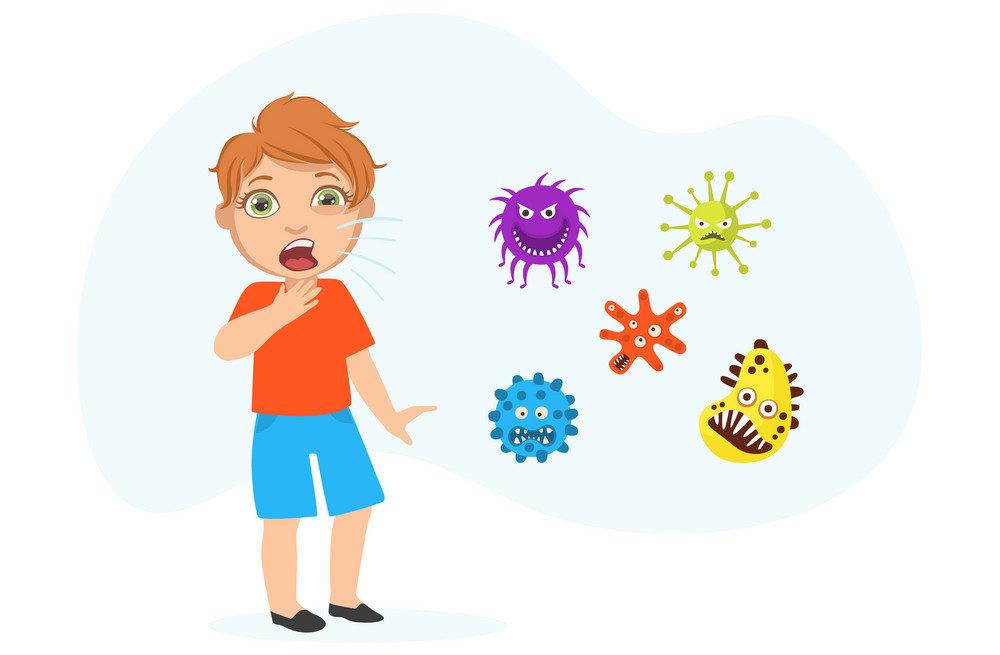 Пам'ятка для батьків щодо профілактики гострих респіраторних захворювань
