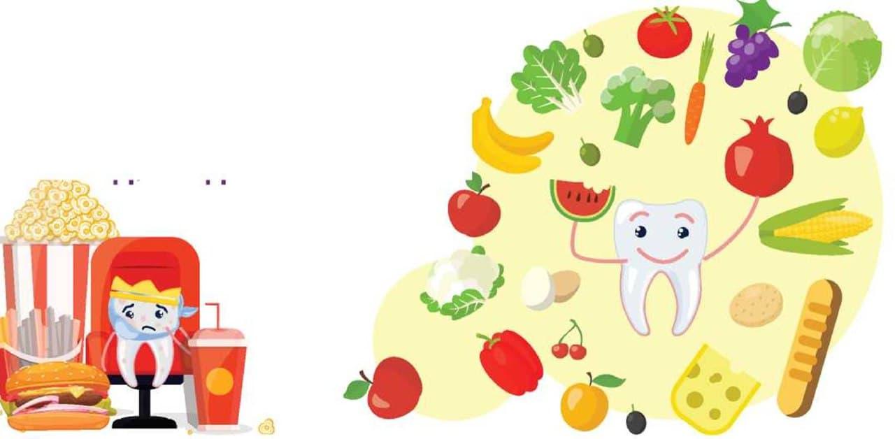 Про раціональне харчування дітей